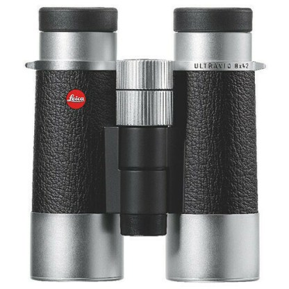 Leica jumelles Ultravid Silverline Front