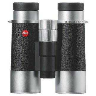 Leica jumelles Ultravid Silverline Front