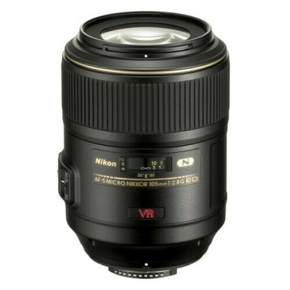 Nikon af s micro mm f  g if ed vr