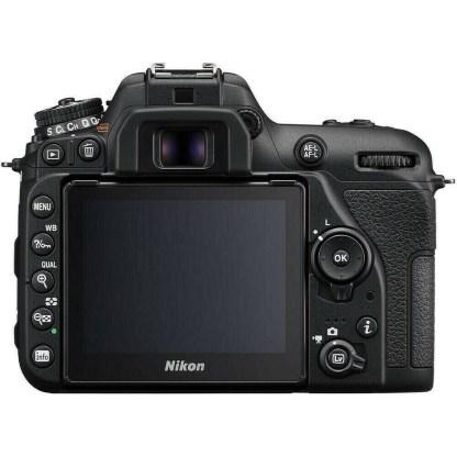 Nikon D back