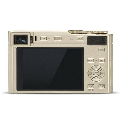 Leica C Lux light gold back