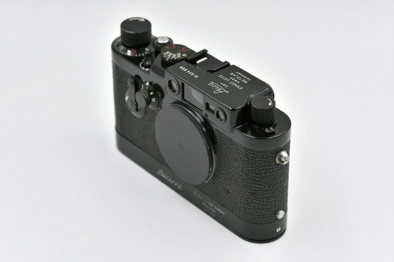 Leica III G Leicavit - 31411 5