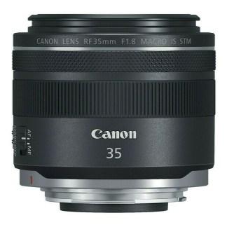 Canon EOS RF 35mm f/1,8
