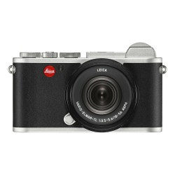 Leica CL Chrome + 18-56mm - face