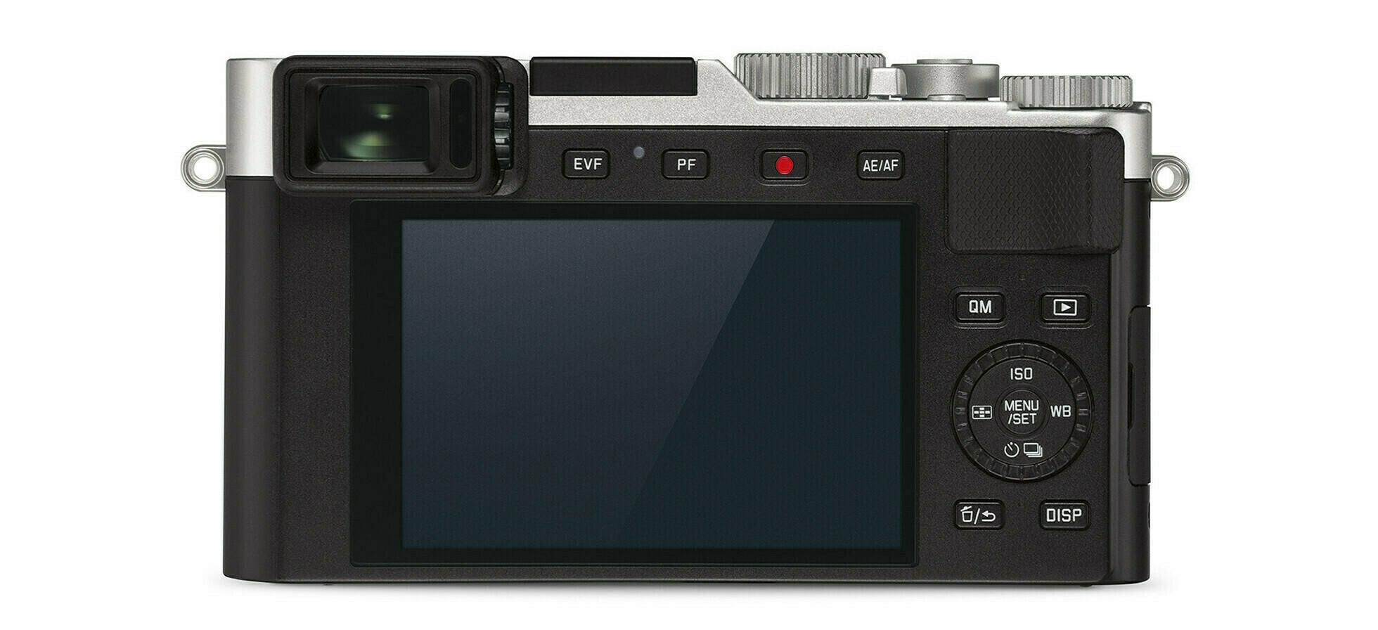 Leica D-Lux 7 écran et viseur - chromé