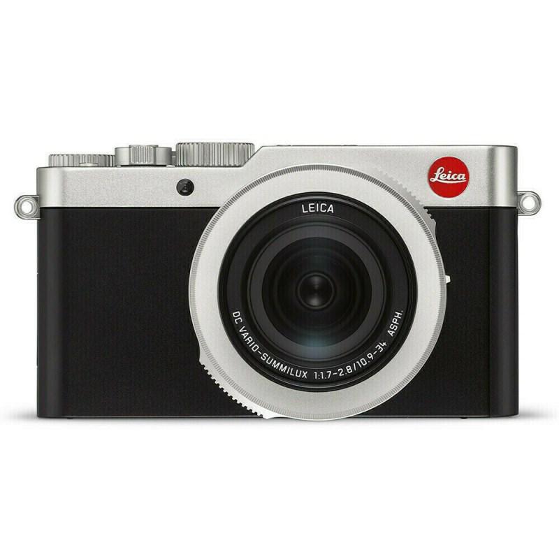 Leica D-Lux 7 Silver - face