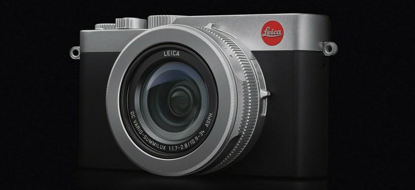Nouveau Leica D-Lux 7 - chromé