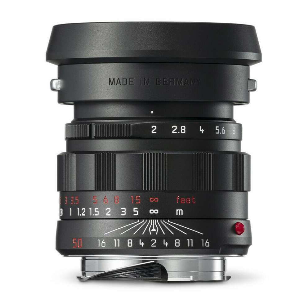 Leica M APO Summicron 50mm noir 11811