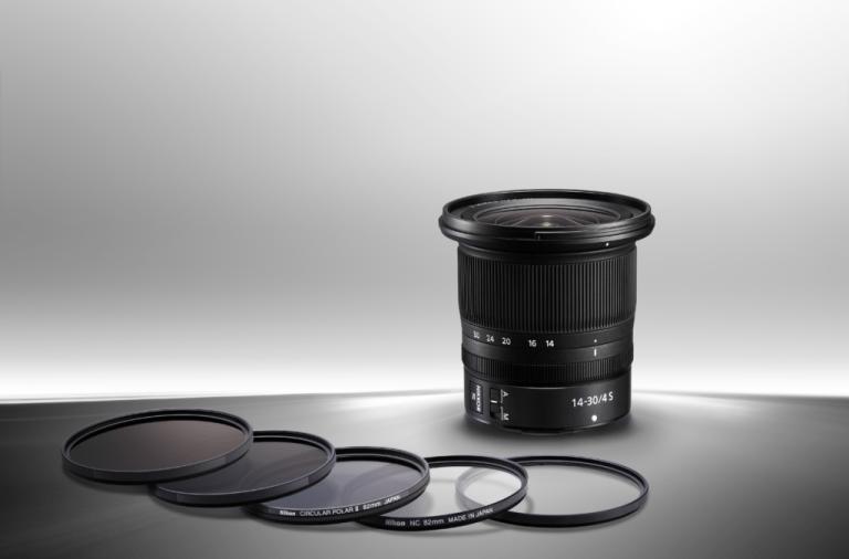 Nikon Z 14-30mm f/4 - Filtre