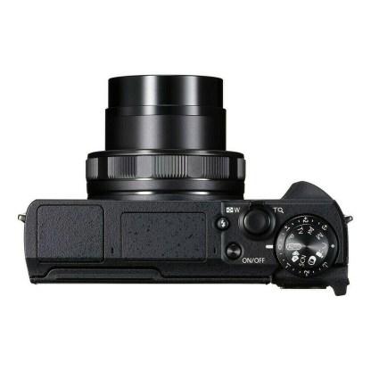 Canon PowerShot G5X mark II - dessus