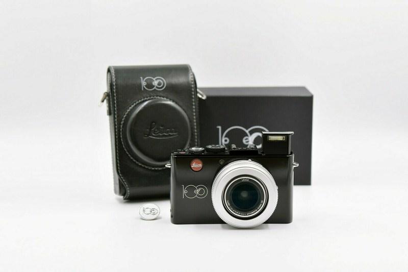 Leica D-Lux 6 - édition 100 ans - 30727