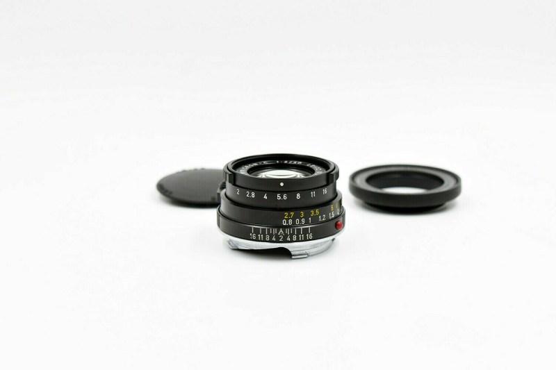 Leica M 40 mm f/2 - 30739