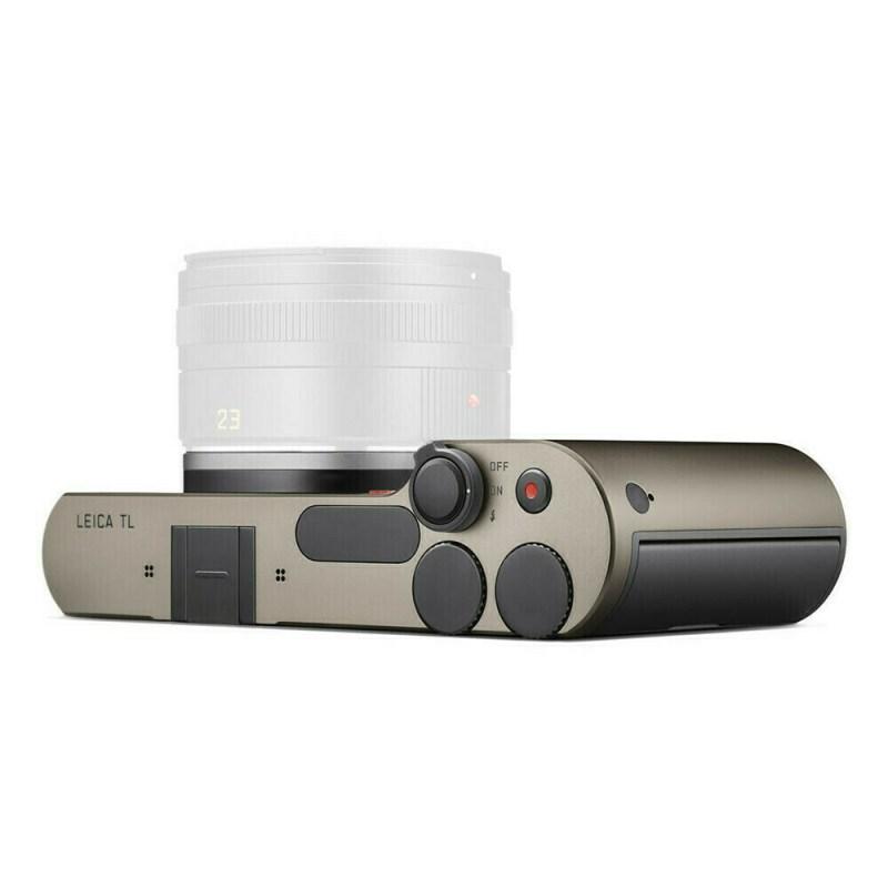 Leica TL Titane - Dessus 2