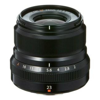 Fujifilm XF 21 mm f/2 R WR Noir