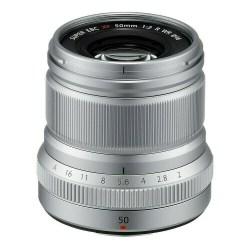 Fujifilm XF 50 mm f/2 R WR Argent