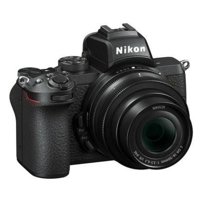 Nikon Z50 + Z DX 16-50 - 3/4