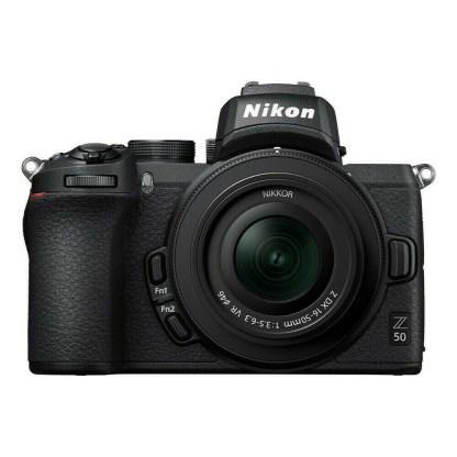 Nikon Z50 + Z DX 16-50 - face