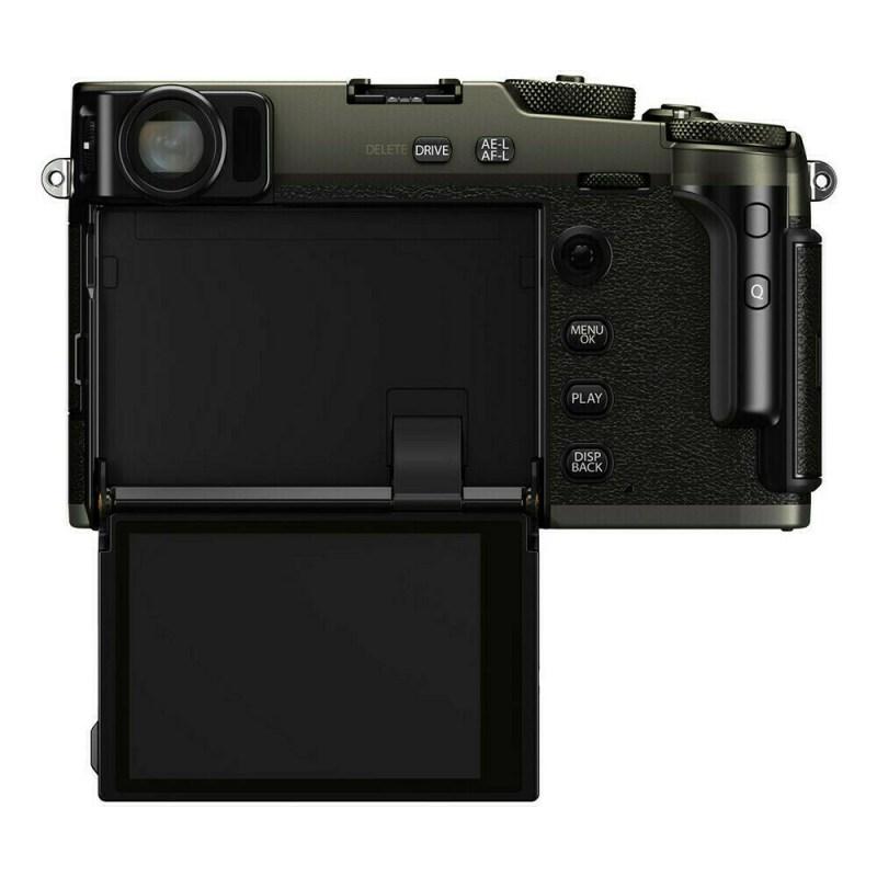 Fujifilm X Pro3 Dura Noir Dos 2
