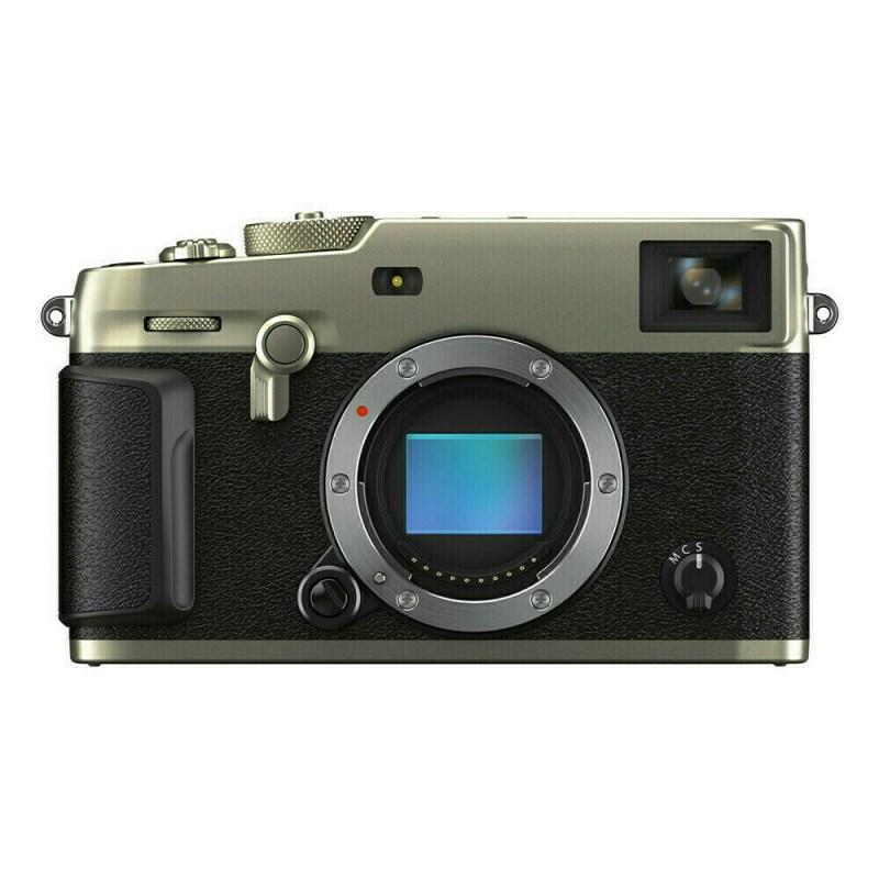 Fujifilm X Pro3 Dura Silver Face