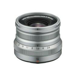 Fujifilm XF 16 mm f/2,8 R WR Argent