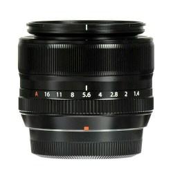 Fujifilm XF 35 mm f/1.4 R - Noir