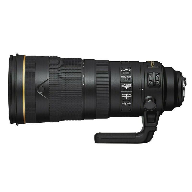 Nikon AFS 120-300mm f/2.8E ED SR VR - collier de pied