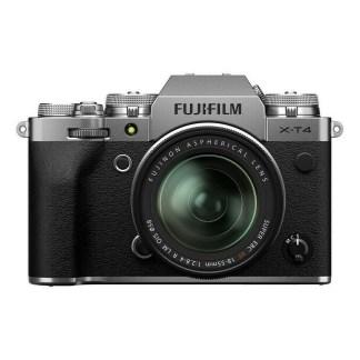 Fujifilm X-T4 + XF 18-55 - Argent -face