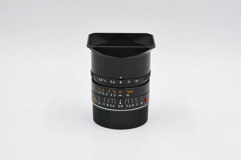 Leica Objectif M 24mm f/3,8 - 31023