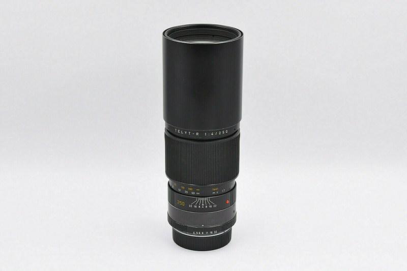 Leica Objectif R 250mm f/4 - 30147