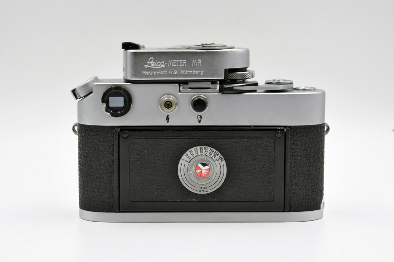 Leica M4 chrome - 30977 dos