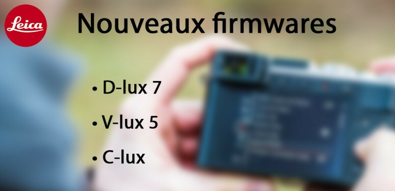 Leica firmware