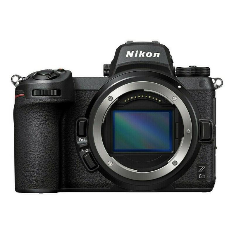 Nikon Z6 II boitier hybride 1