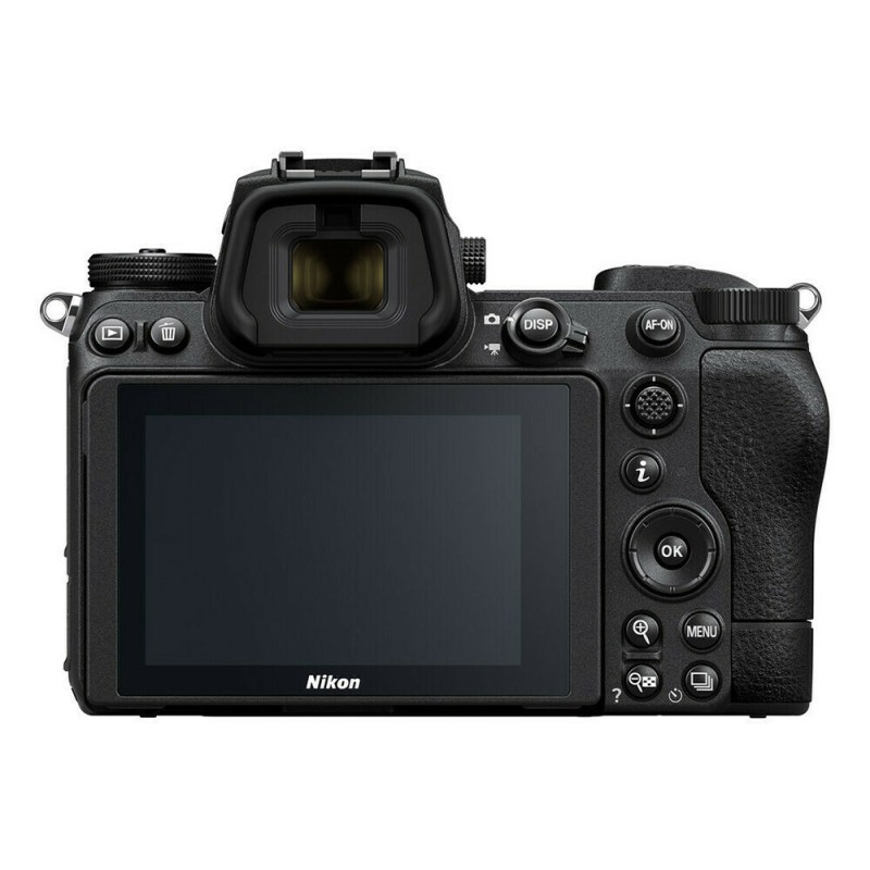 Nikon Z6 II boitier hybride 3