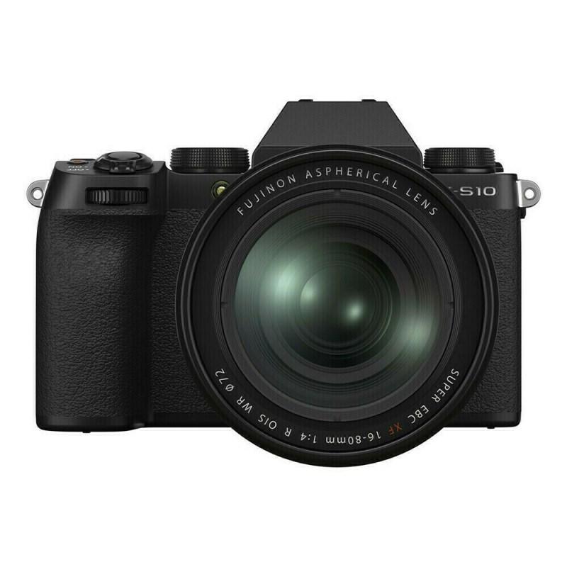 Fujifilm X-S10 + XF 16-80 Noir 3