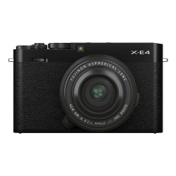 Fujifilm X-E4 Noir 27mm f2.8 - 1