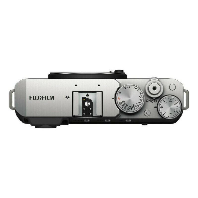 Fujifilm X-E4 Silver - 3
