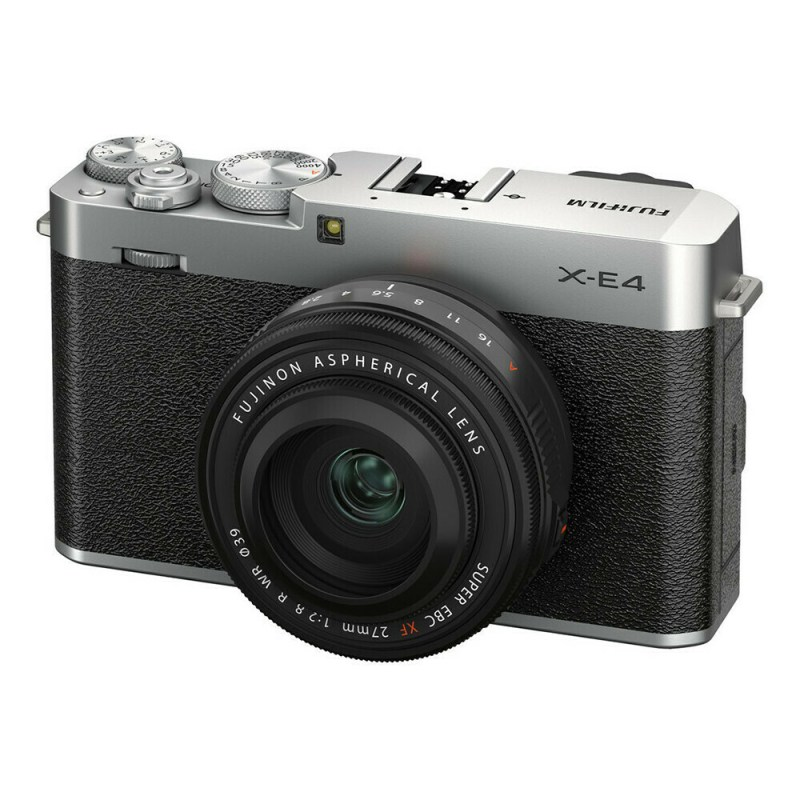 Fujifilm X-E4 Silver 27mm f/2.8 - 3