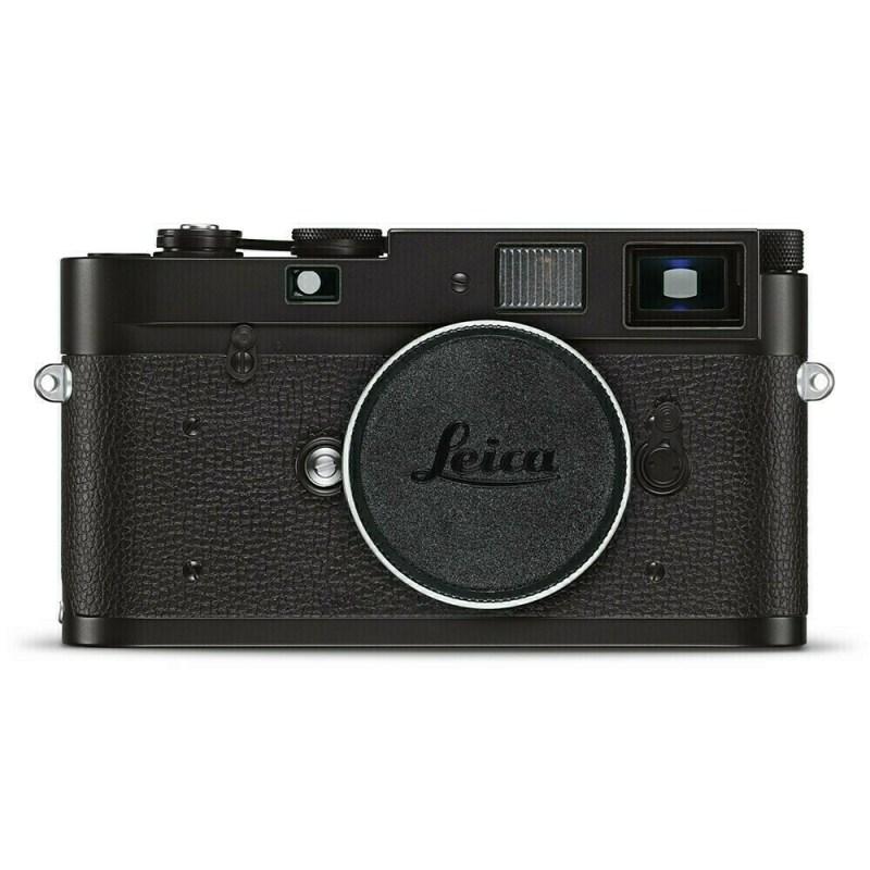 Leica M-A Noir - 10370 2