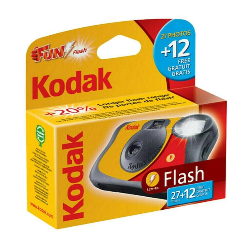 Kodak FunFlash Appareil Photo Jetable 1