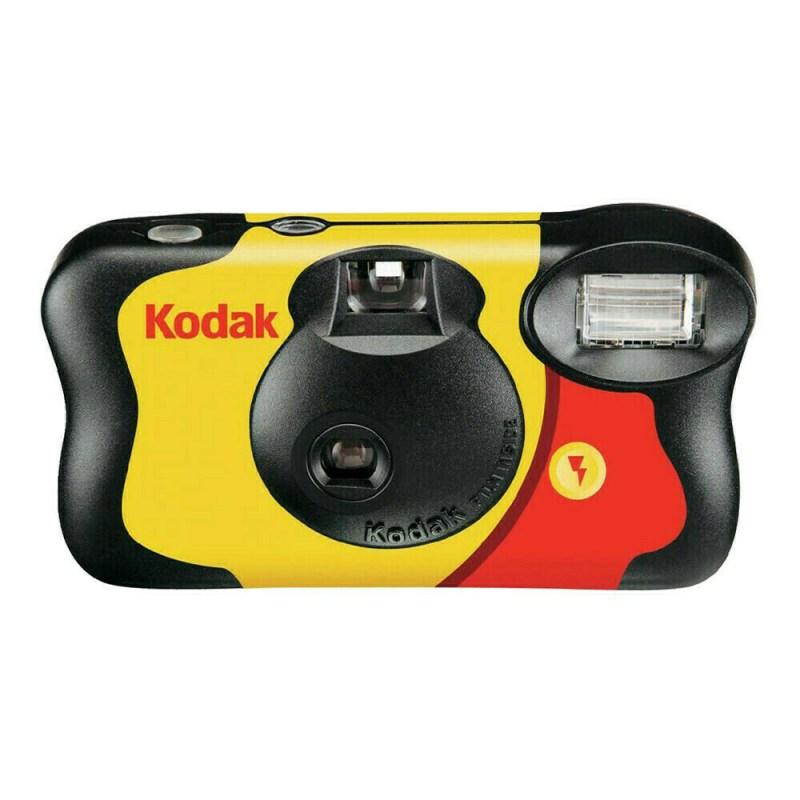 Kodak FunFlash Appareil Photo Jetable 2