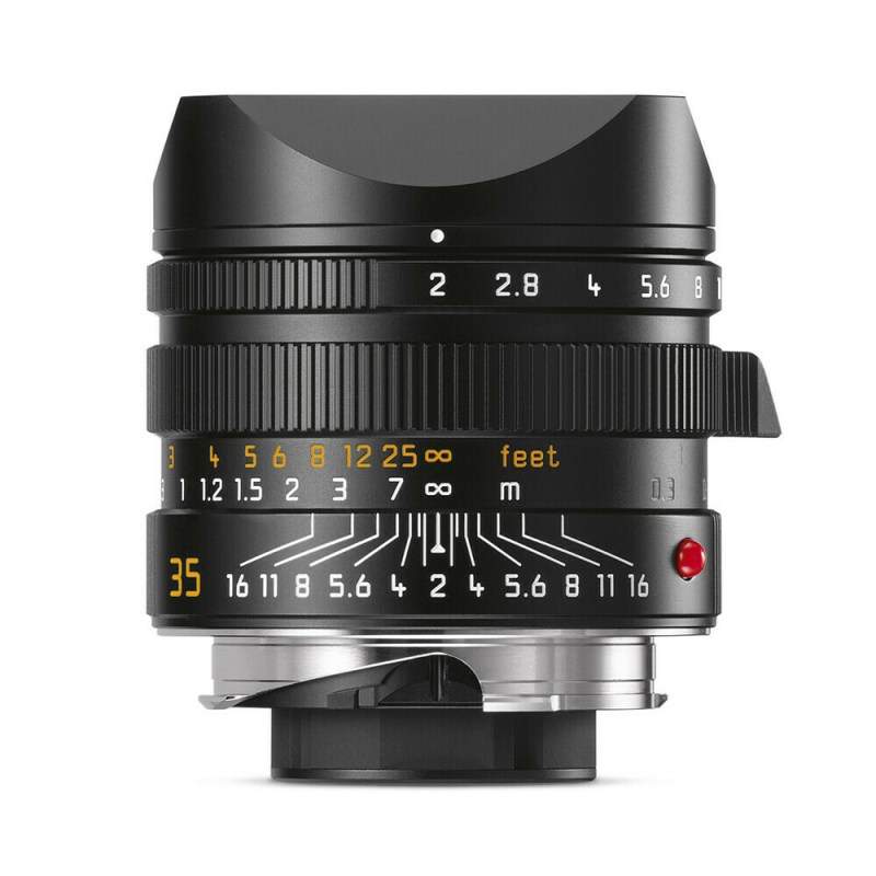 Leica APO-Summicron M 35 mm f/2 Asph. Noir - 11699 3