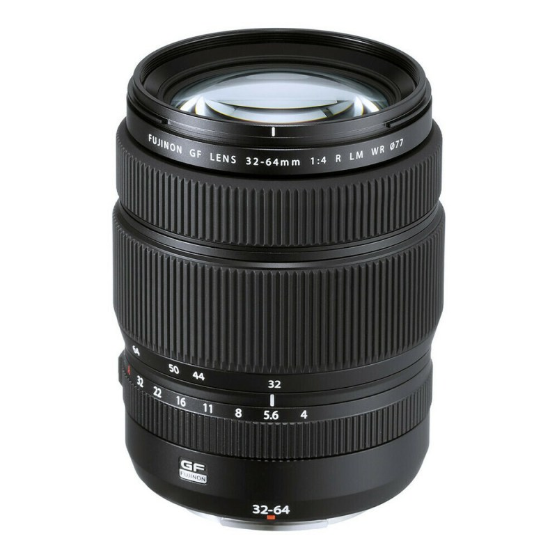 Fujifilm GF 32-64 mm f/4 R LM WR