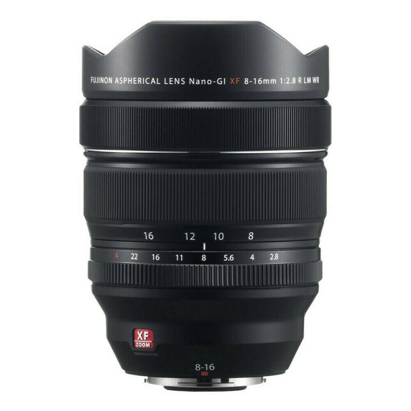 Fujifilm XF 8-16 mm F/2.8 R LM WR 2