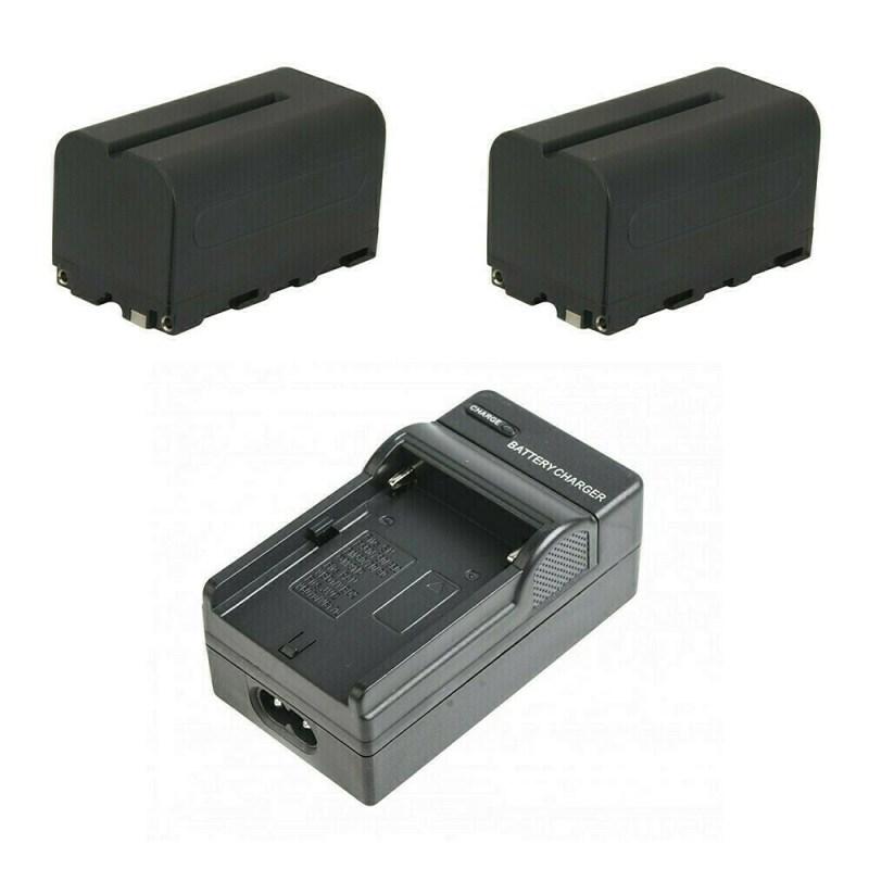 Interfit np f750 li ion Chargeur Batterie