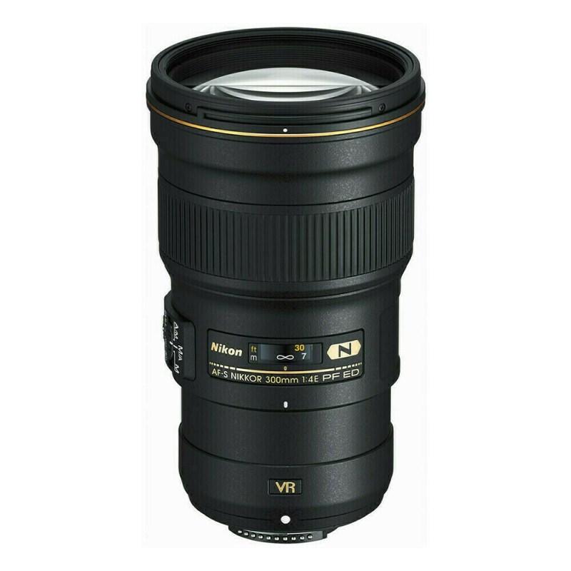Nikon AF-S 300 mm f/4 E PF ED VR