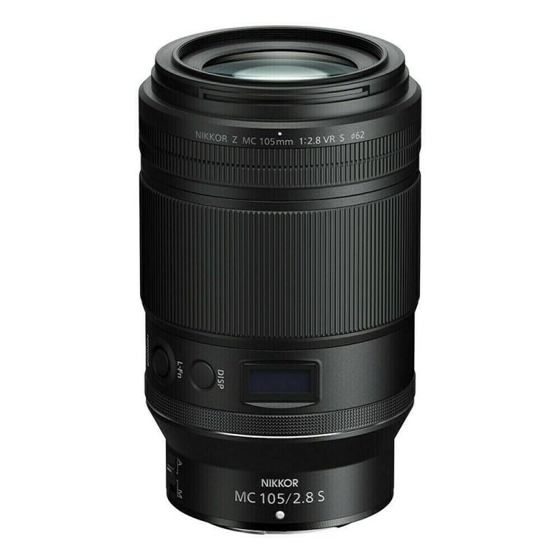 Nikon Z MC 105 mm f/2.8 VR S