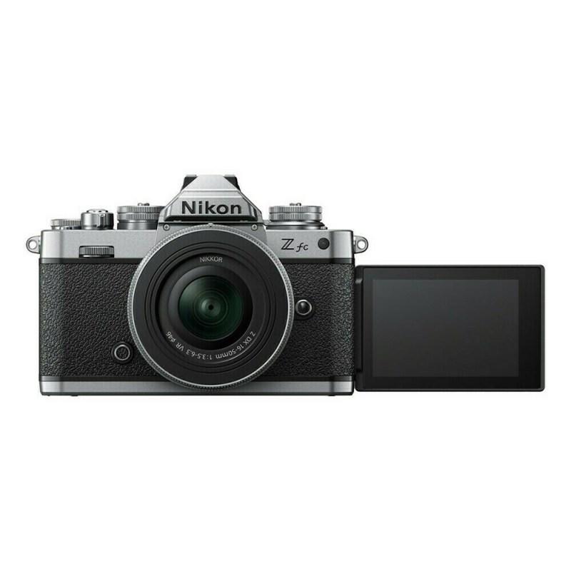 Nikon Z fc 16-50 mm Silver - 3