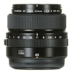 Fujifilm GF 63 mm f/2.8 R WR 2