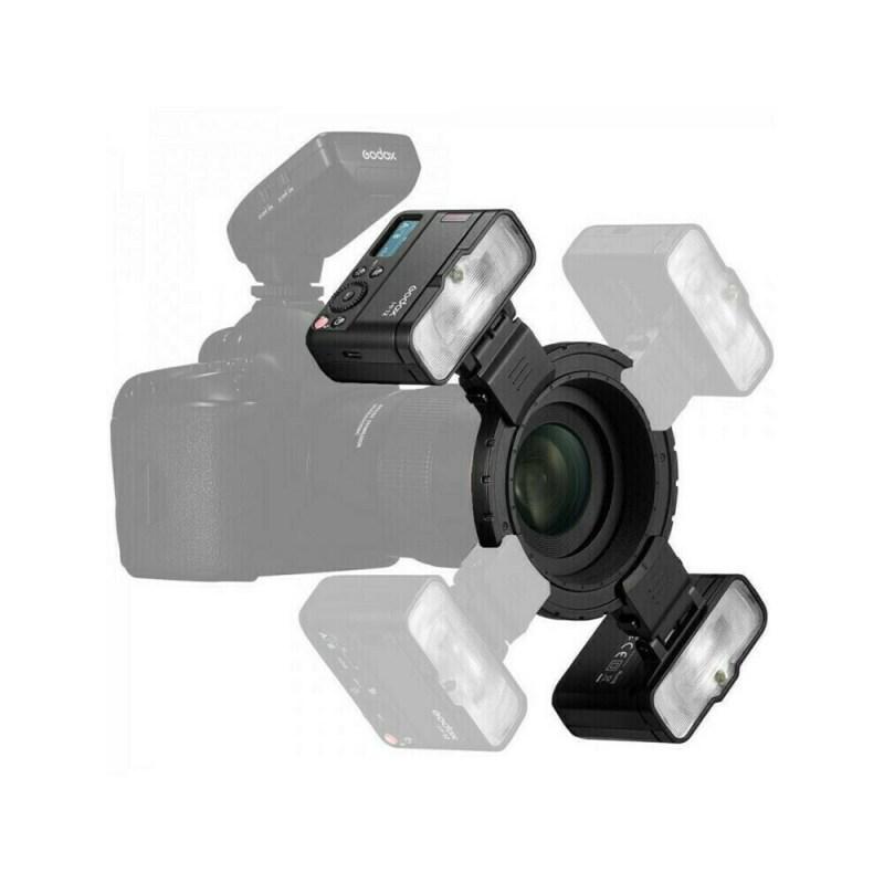 Godox MF12-K2 Macro Flash 2x MF12 5
