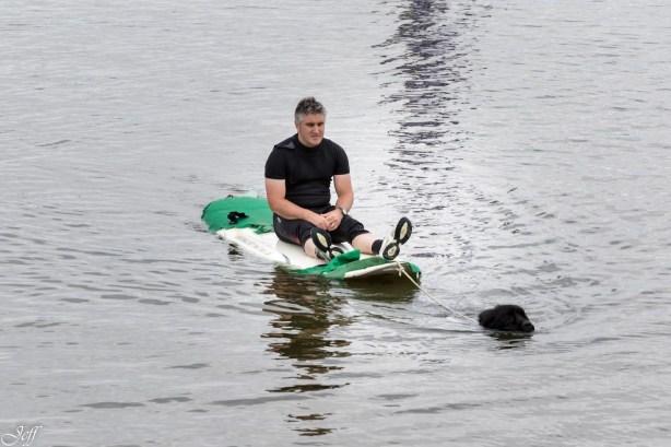 Balade en bord de lac de Maine
